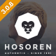 Hosoren - Responsive Shopify Theme