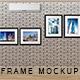 Room Frame Mockups