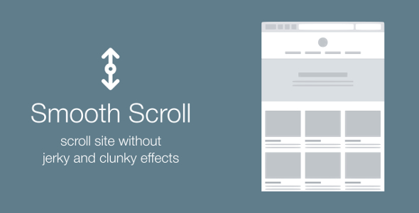 Smooth Scroll — scroll site without jerky and clunky effects, WordPress version (Utilities) images