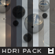 10 High Resolution Sky HDRi Maps Pack 004