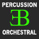 Desire Percussive Orchestral Corporate