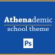 Athenademic School PSDs