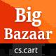 BigBazaar - Multipurpose Responsive CS-Cart Theme