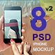 iPhone Mockup Series2