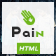 Pain - Charity & Fundraise Non-profit HTML Template
