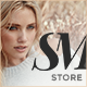 Summer Moon - Fashion Store Muse Template