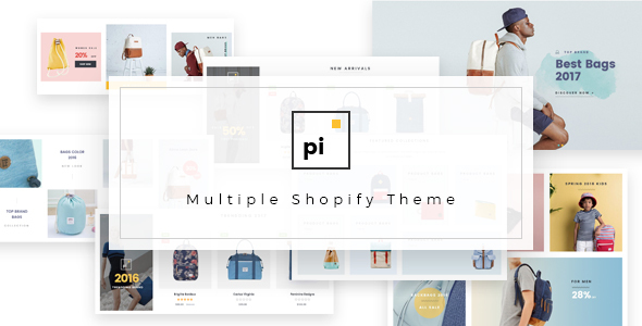 Image of Ap Pi Bags Shopify Theme