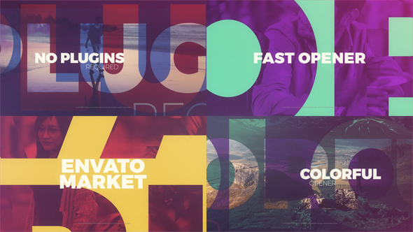 Videohive - Fast Opener 19788307 - Free Download