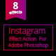 Instagram Effect Professional Action
