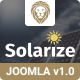 Solarize Multipurpose Small Business Joomla Theme