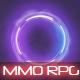 MMO RPG - Sci Fi Game UI Elements