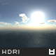 High Resolution Sky HDRi Map 033