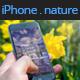 Phone in Nature - Photorealistic MockUp