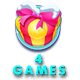 HTML5 4 GAMES BUNDLE №3 (CAPX)
