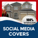 Real Estate Social Media Covers