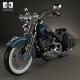 Harley-Davidson FLSTS Heritage Springer 2002