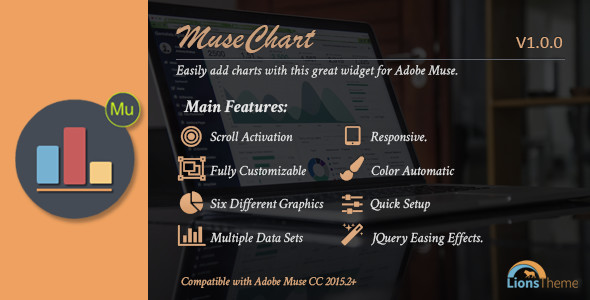 Download MuseChart | Dynamic, Colorful and Interactive Graphics