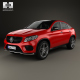 Mercedes-Benz GLE-Class AMG Line coupe 2014