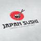 Japan Sushi Logo