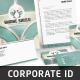 Corporate Identity - Wings Shield