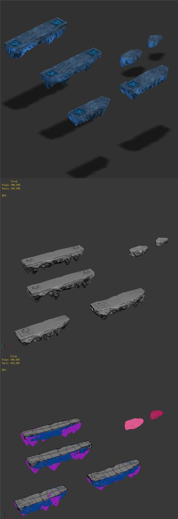 Magic territory - surface - 3DOcean Item for Sale