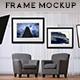 Room Frame Mockup