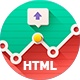 SEO Boost - SEO/Digital Company HTML Template with Visual Builder and Dashboard Pages