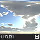 High Resolution Sky HDRi Map 035