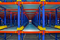 Warehouse Shelving Rack System