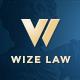 Law Services | Lawyer & Attorney Business WordPress - WizeLaw