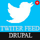 Twitter Feed & Slider module for Drupal