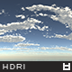 High Resolution Sky HDRi Map 037