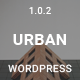 Urban - WordPress Blog Theme