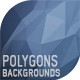 10 Polygons Backgrounds