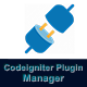 Codeigniter Plugin Manager