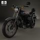 Harley-Davidson FXB Sturgis 1980