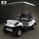 Yamaha Golf Car Fleet 2012