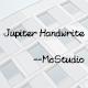 Jupiter Handwrite
