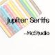 Jupiter Serifs