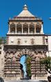 The Porta Nuova in Palermo