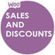 Woocommerce Sales & Discounts
