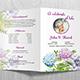 Funeral Program Template Vol 16