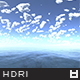 High Resolution Sky HDRi Map 038