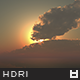 High Resolution Sky HDRi Map 039