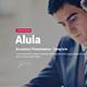 Alula - Business Keynote Template