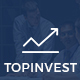 TopInvest- Business, Finance PSD template