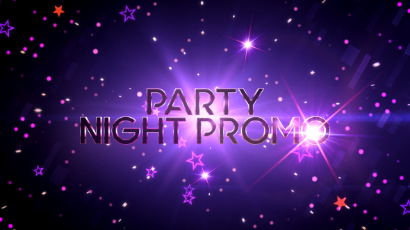Party Night Promo