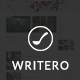 Writero - Elegant WordPress Blog Theme