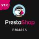 PrestaShop Email Customizer PRO