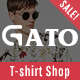 Gato - T-shirt Shop Responsive Prestashop 1.7 Theme
